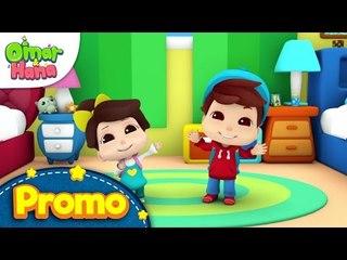 Omar & Hana | Promo di Astro Ceria, Oasis, Prima dan Maya HD