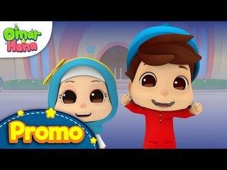 Omar & Hana | Ramadan | Puasa Bersama (Video Penuh)