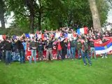 BOULOGNE BOYS FINALE PSG MARSEILLE CDF