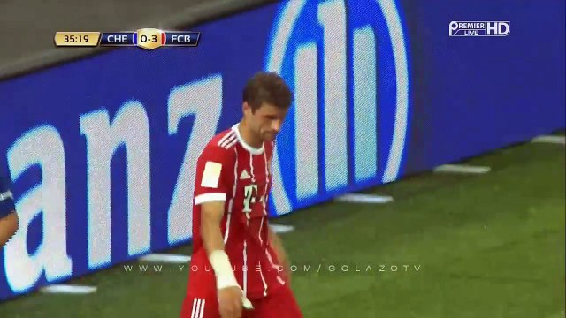 Chelsea vs Bayern Munich 2-3 -Extended Highlights - Friendly 25-07-2017 HD