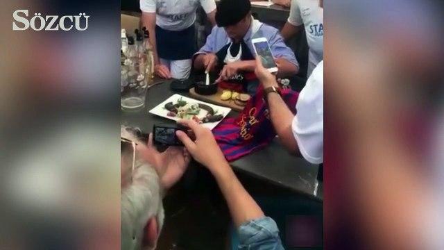 Barça, Belediye Başkanı'na fare yedirdi!
