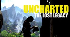 UNCHARTED: The Lost Legacy - Western Ghats Hands-On Gameplay - PS4