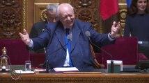 L'hommage émouvant à Jean-Claude Gaudin pour sa dernière séance au Sénat