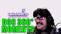 DRDISRESPECT 360° MOMENTS COMPILATION #1 - PLAYERUKNOWN'S BATTLEGROUND