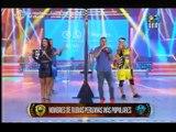 Krayg Peña vaciló a Patricio Parodi con Sheyla Rojas en el programa