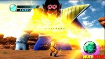 Dragon Ball Z Ultimate Tenkaichi -Modo Historia Parte 8 Goku vs Vegeta Ozaru [HD]