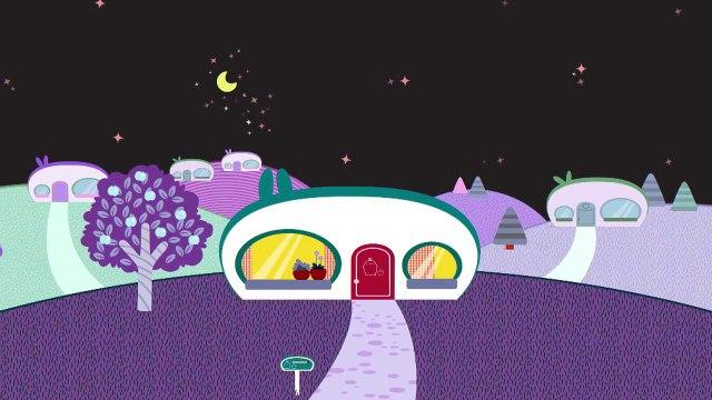 Molang - Bezsenna noc