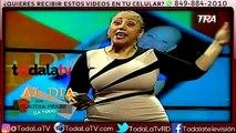 La Tora: los pensantes no son dominicanos esos hijos de puta-Al Día Con Claudia Pérez-Video