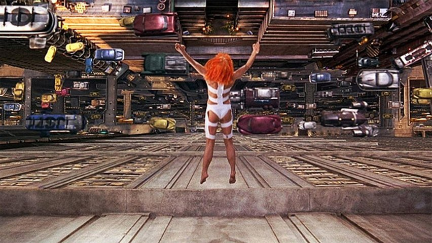 El quinto elemento (The fifth element) |1997| - Trailer (VO)