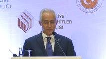 Türkiye Müteahhitler Birliği Istişare Toplantısı - Türkiye Müteahhitler Birliği Başkanı Yenigün
