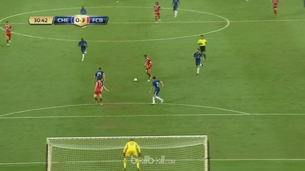 Highlight ICC: Chelsea 2-3 Bayern Munich