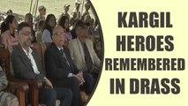 Kargil Vijay Diwas ceremony held in Drass, Jammu & Kashmir   Oneindia News