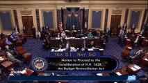 Etats-Unis: le Sénat vote l'ouverture du débat sur l'abrogation de l'Obamacare