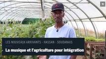 """Les nouveaux arrivants : Hassan : """"L'obtention de ma demande d'asile a changé radicalement ma vie"""""""