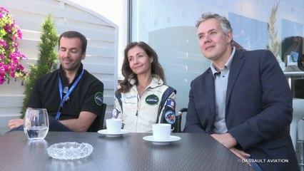 Portraits croisés : Dorine Bourneton et Benoit Merieau - Dassault Aviation
