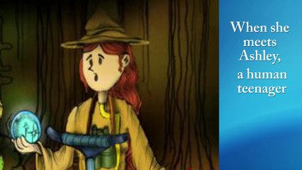 Adventures of Little Yaga and Her Friends by LB O'Milla Book Trailer