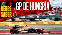VÍDEO: Claves del GP de Hungría F1 2017