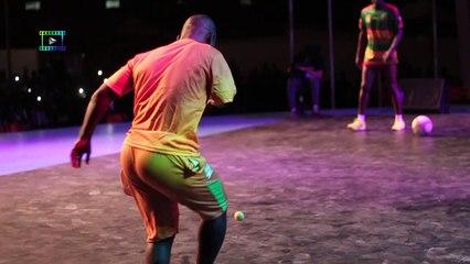 8e Jeux de la Francophonie 2017 - Le jongleur ivoirien Kassio Ignace ''FA-BU-LEUX''
