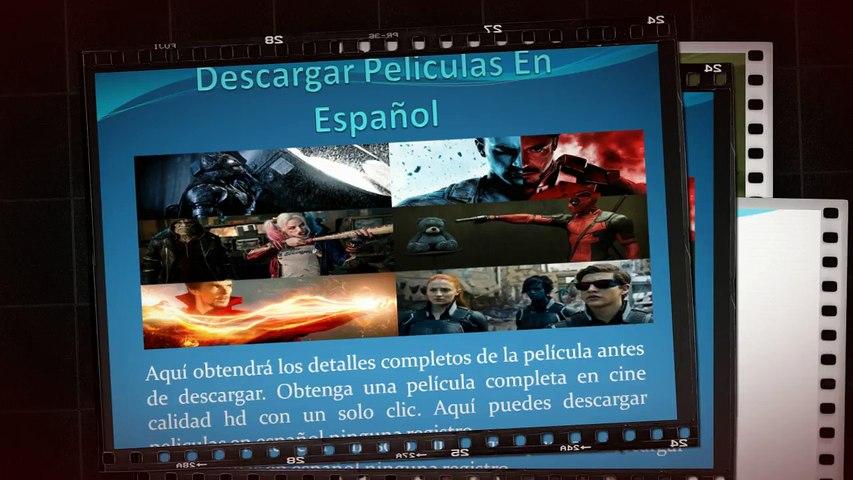 Descargar Peliculas En Español