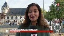 Saint-Étienne-du-Rouvray : une messe et une stèle en hommage au père Hamel