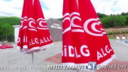 """Restaurant - Pishina """"Mrizi Zanave"""" 2  min"""