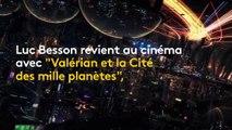 Héros solitaires, armes et larmes... Les cinq éléments du cinéma de Luc Besson