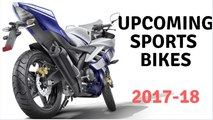 Upcoming Sports Bikes In India Launch In 2017-18.
