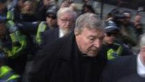 Le cardinal Pell au tribunal pour des accusations d'abus sexuels