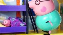 Ао Ао Игрушки Да потому что Да также Эм Фамилия Семья джордж Пеппа свинья игрушка вай Португальские продуктовые сюрпризы
