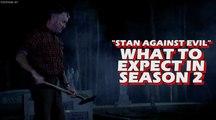 Stan Against Evil - Dana Gould and Cast on Season 2