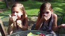 Par par Bonbons défi extrême amusement amusement filles enfants acide ogives