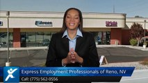 Express Employment Professionals of Reno, NV |Wonderful 5 Star Review by Michele S.
