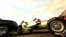 Et des voitures campagne foudre des montagnes course course Mcqueen francesco bernoulli disney pixar v