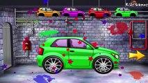 Voiture voiture voiture enfants Apprendre jouet un camion Véhicules vidéo transport |