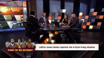 Stephen A. Smith Reacts To LeBron James' Tweet On Kyrie Irving   First Take   ESPN