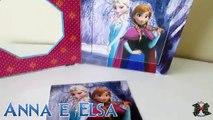 Ana congelado y me yo yo plastilina jugar Doh disney rompecabezas libro princesa elsa olaf aprender