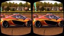 VR 3D Project Cars VR Videos 3D SBS [Google Cardboard VR Box 360] Virtual Reality Videos 3