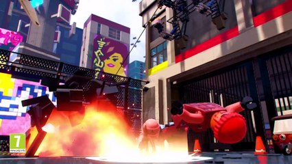 LEGO NINJAGO, le film - le jeu vidéo - Trailer Officiel de LEGO Ninjago, Le film : Le Jeu Vidéo