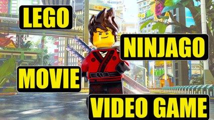 The LEGO NINJAGO Movie Video Game Combat Trailer - PS4