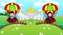 Indonésie Aller à La Mecque enfants chanson islamique chanson chanson Alif ba ta enfant