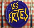 Les frites - Oggy et les cafards - French Fries - Oggy and the cockroaches, tv 2017 & 2018