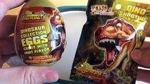 Dinosaure des œufs planète jouets déballage Oeuf de dinosaure dino surprise