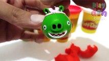 En colère des oiseaux boîtes des œufs gelé bonjour Salut minou porc jouer jouets Doh surprise peppa disney