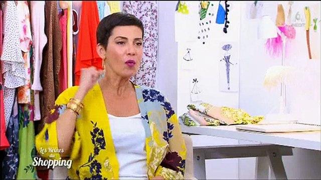 """Cristina Cordula déçue par une candidate dans """"Les Reines du Shopping"""" sur M6 - Regardez"""