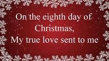 Douze journées de Noël enfants Noël chansons enfants amour à chanter