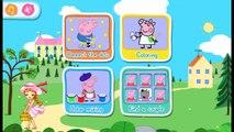 Андроид андроид ДЛЯ ФУРШЕТА свинка пеппа обучающие мини игры детей видеообзор приложения на свинка пеппа и