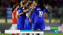 Euro de foot féminin : Qualification des Bleues pour les quarts