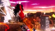 Dragon Ball Xenoverse Creating GOKU SSJ4 [SSGSS] as Charer [MOD]