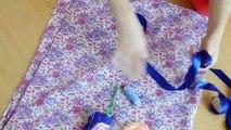 Bolsa Bricolaje coser la bolsa con las manos  