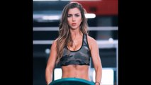 ANLLELA SAGRA - MOTIVATION FOR GYM TRAINING - Female Bodybuilding Muscle Fitness
